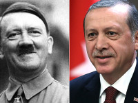 Turkey's president says all he wants is same powers as Hitler