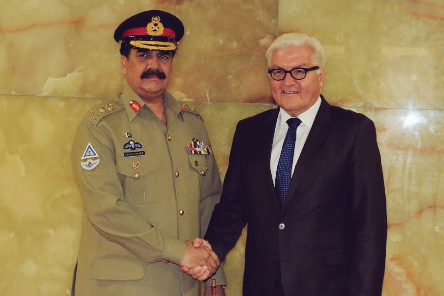 Why Germany should be critical of Pakistan's military leadership
