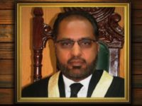 Who is Judge Shaukat Siddiqui
